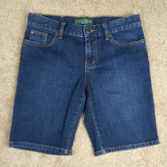 Lauren Ralph Lauren Pants - LRL Lauren Jeans Co. Bermuda Jean Shorts Size 2P